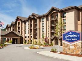 Hampton Inn and Suites Coeur d'Alene, hotel in Coeur d'Alene