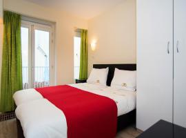 Midtown Hotel Twin Studio, serviced apartment in Amsterdam
