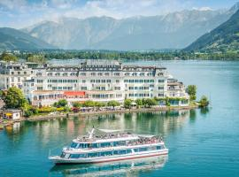 Grand Hotel Zell am See, hotel in Zell am See