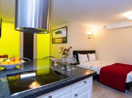 Midtown Hotel Royal Room, serviced apartment in Amsterdam