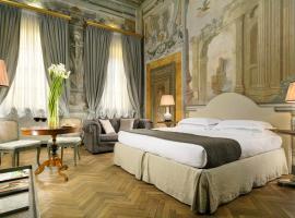Al Palazzo del Marchese di Camugliano Residenza d'Epoca, hotel cerca de Iglesia de Ognissanti, Florencia