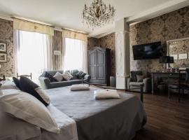 Hotel Residenza In Farnese, hotel en Navona, Roma