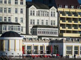 Strandhotel Ostfriesenhof, Hotel in Borkum