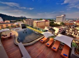 The Sun Xclusive, hotel in Pattaya South