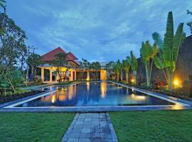 Taman Ayu Town House, apartment in Denpasar