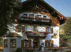 Posthotel Ettal, ski resort in Ettal