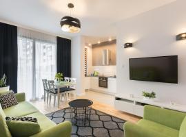 Millennium Awangarda Green – hotel w pobliżu miejsca Stacja kolejowa Warszawa Zachodnia w Warszawie