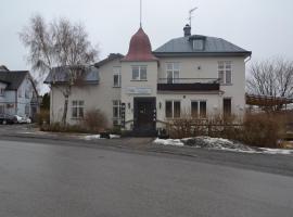 Häverödals Hotell, hotel in Hallstavik