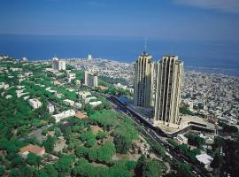 Dan Panorama Haifa Hotel, отель в Хайфе