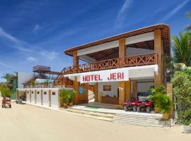 Hotel Jeri, hotel in Jericoacoara