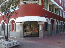 San Marco Hotel Curacao & Casino, hotel in Willemstad