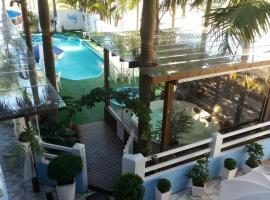 Pousada Bella Praia, hotel in Torres