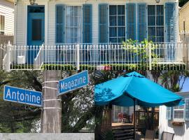 Creole Cottage Uptown, B&B in New Orleans