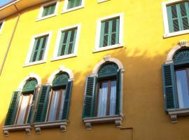 Romeo Design Rooms, hotel boutique a Verona
