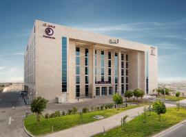 Premier Inn Doha Education City, hotel near Qatar International Exhibition Center, Doha