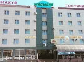 Zhassybi Hotel, отель в городе Нур-Султан