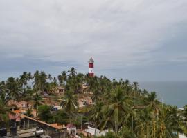 Sagara Beach Resort, accessible hotel in Kovalam