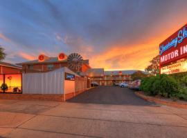 Shearing Shed Motor Inn, motel in Dubbo