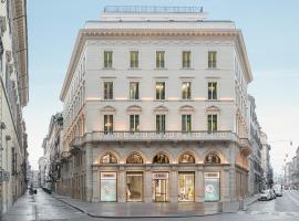 Fendi Private Suites, hotel in zona Piazza Venezia, Roma