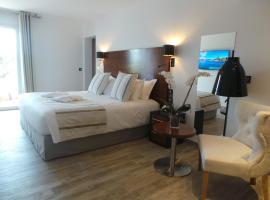 Isulella Hotel & Restaurant, hotel in Porto-Vecchio