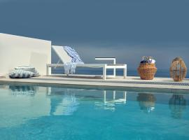 Hotel St.John Suites Adults Only, resort in Tsilivi