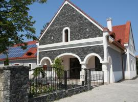 BASALTINA Panzió, hotel poblíž významného místa Afrika Museum, Balatonederics