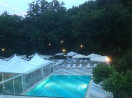 Hotel Posta、キアンチャーノ・テルメのホテル