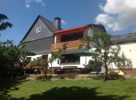 Gästehaus Sommer, holiday home in Winterberg