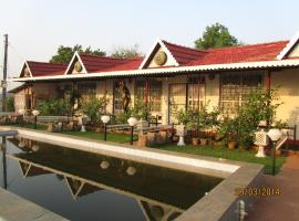 SONA VILLA, THE LAKE CHALET, resort in Kudal