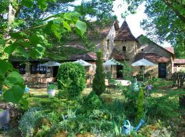 Auberge de Castel-Merle, hôtel à Sergeac