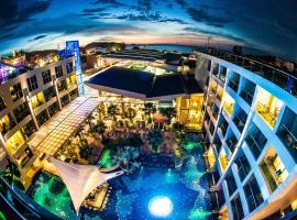 The Kee Resort & Spa, hotel in Patong Beach