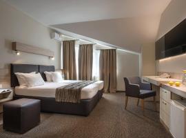 Jasmin Hotel, hotel en Sofía