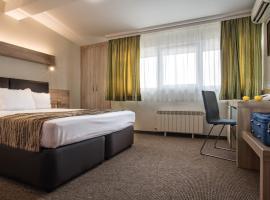 Jasmin Hotel, hotell sihtkohas Sofia