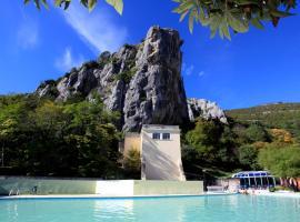 Istarske Toplice Health Spa Resort - Mirna, hotel u Livadama