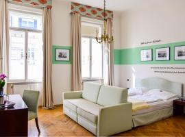 Pension Riedl, hotel near House of Music, Vienna