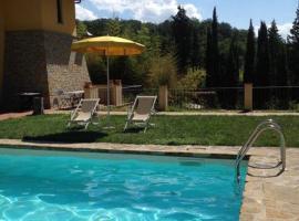 Hotel Di Sor Paolo, hotell i San Casciano in Val di Pesa