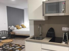 Apartamentos Core Suite Sevilla, self-catering accommodation in Seville
