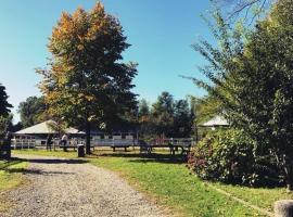 La fornace centro ippico, farm stay in Como