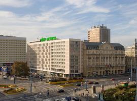 Hotel Metropol, hotel Varsóban