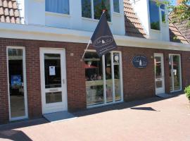 Onder Zeil, B&B in Schiermonnikoog
