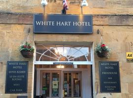 The White Hart Hotel, hotel near Fleet Air Arm Museum, Martock