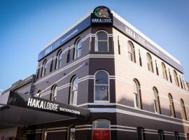 Haka Lodge Auckland, hostel in Auckland