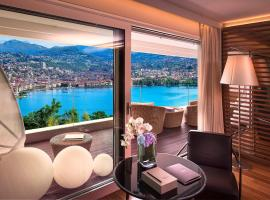 The View Lugano, hôtel à Lugano
