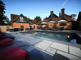 Sanctum On The Green-A Luxury Hotel, hotel in Cookham Dean