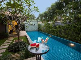 Villa Hahana by Tropiclook, villa in Rawai Beach