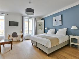 Le clos de l'olivier, bed and breakfast en París