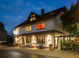 Gasthof Hillebrand im Almetal, Budget-Hotel in Büren