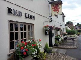 Red Lion Inn, hotel near Oulton Park Circuit, Little Budworth