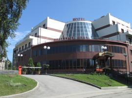 Gostiny Dvor, hotel near Novosibirsk Zoo, Novosibirsk