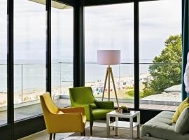 SEETELHOTEL Kaiserstrand Beachhotel, hotel near Baltic Hills Golf Usedom, Bansin
